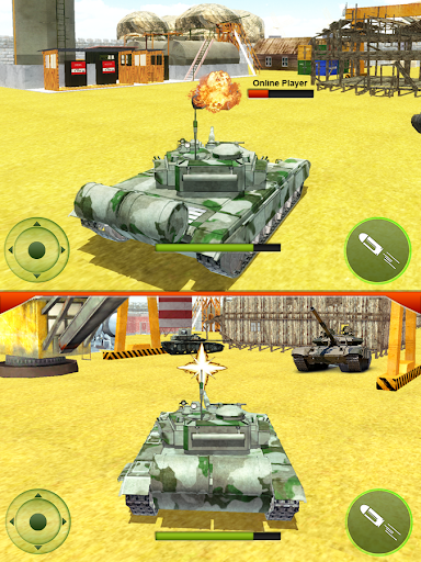 War Games Blitz : Tank Shooting Games 1.2 4