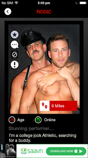 SIZZEL - Gay App- screenshot thumbnail