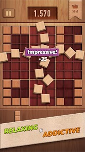 Woody 99 – Sudoku Block Puzzle – Free Mind Games App Download For Android and iPhone 4