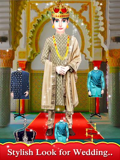 Royal North Indian Wedding - Arrange Marriage Game apklade screenshots 2