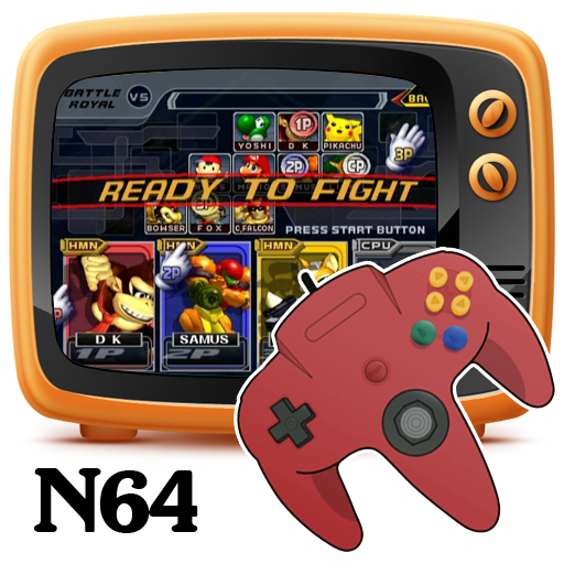 Nido64 - N64 Retro Games Emulator game (apk) free download for
