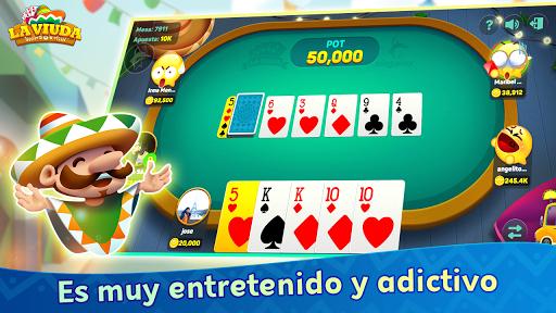 La Viuda ZingPlay: El mejor Juego de cartas Online screenshots 2