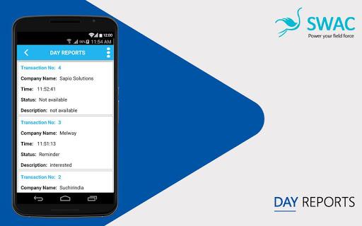 Swac App screenshot 4