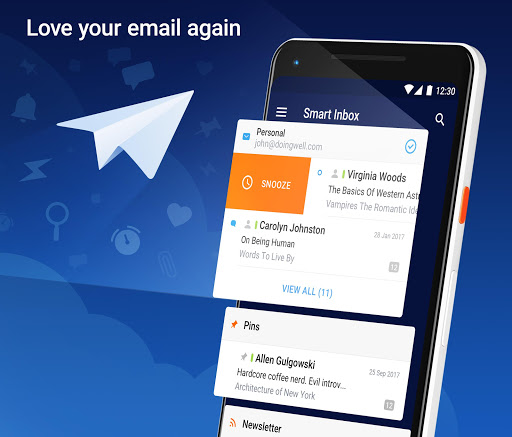 Spark – Email App by Readdle 2.0.5 screenshots 1