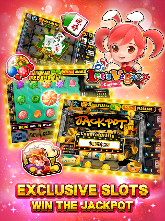 Let's Vegas Slots- screenshot