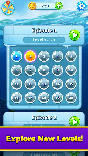 Penguin Puzzle Party 2.1.3 screenshots 5