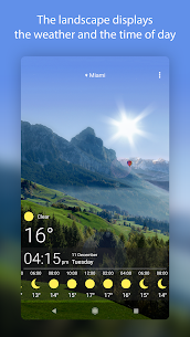 Weather Live Wallpapers [Pro] 1
