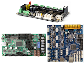 Controller Boards Max Stepper Motors