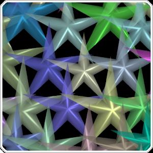 Flicker Stars Live Wallpaper