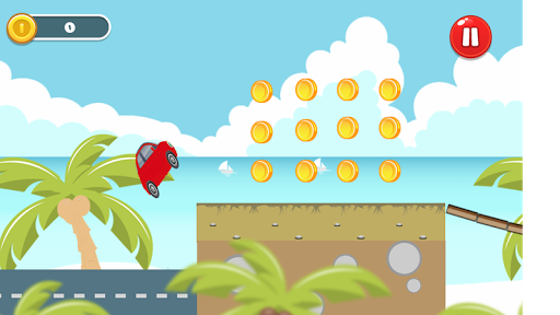 Car Jump- Run screenshot 6