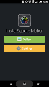 Insta Square Maker -No Crop HD screenshot 0