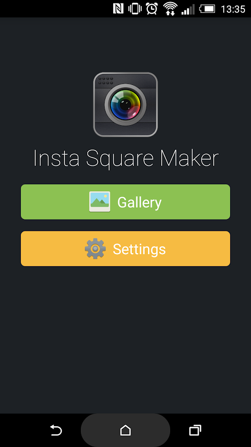 Insta Square Maker -No Crop HD- screenshot