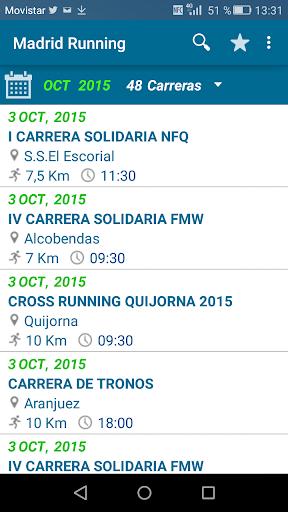 Madrid Running