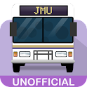 The JMU Bus App icon