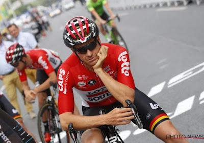 Adam Hansen van Lotto Soudal stoomt zich klaar voor Tour Down Under in thuisland