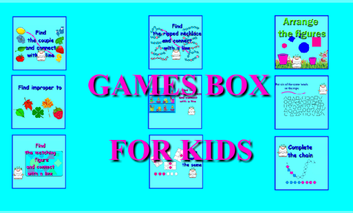 Box with games 1.0.0 screenshots 2