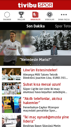 Tivibu Spor 6.4 screenshots 1