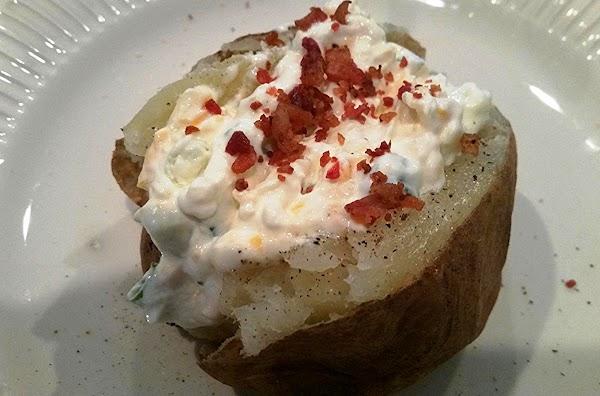 ~ Baked Potato Sauce ~ Recipe