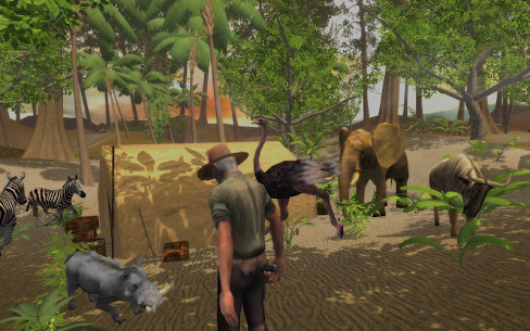 4×4 Safari: Online Evolution Mod Apk Download For Android and Iphone 4