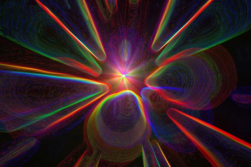 SUPERNOVA - i colori nel cosmo di Pensatore