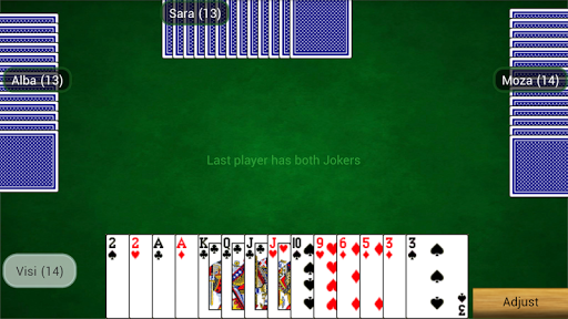 Murlan 2.0.13 screenshots 14