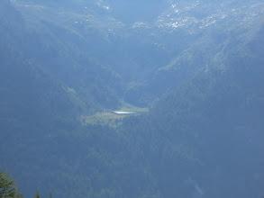 Photo: il solitario lago di Copidello