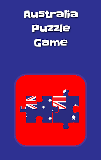 Australia Puzzle Game