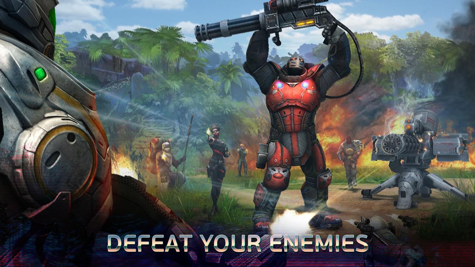 Evolution: Battle for Utopia screenshot #11