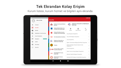 e-Devlet Kapu0131su0131  screenshots 8