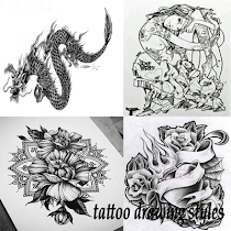 Tattoo Drawing Styles - screenshot thumbnail 09