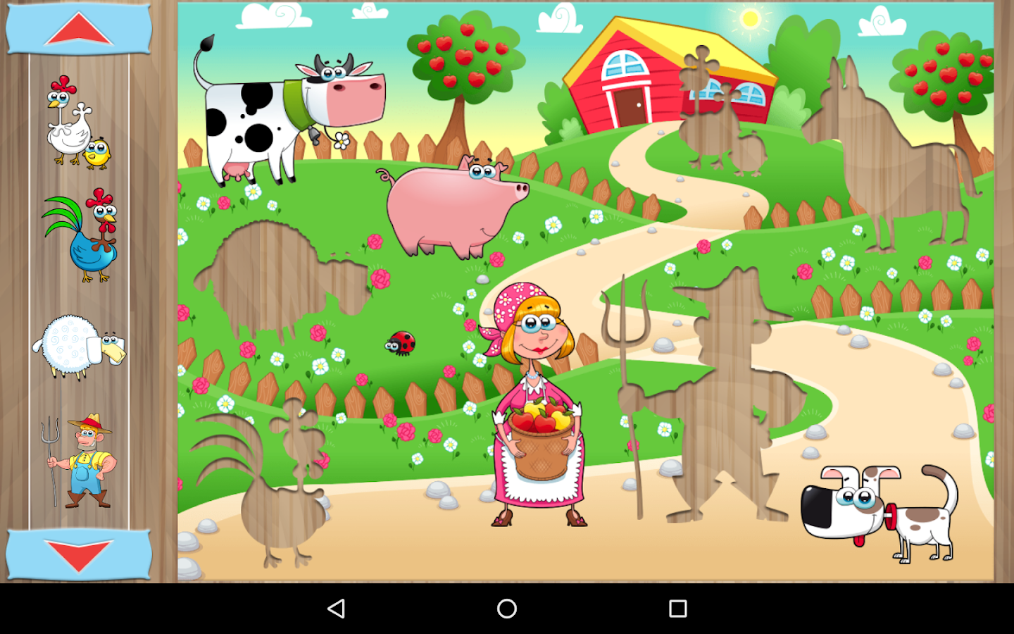 Kids Educational Puzzles Free- screenshot