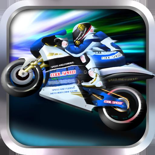 罪犯摩托赛车手 賽車遊戲 App LOGO-硬是要APP