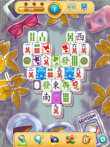 Mahjong City Tours: Free Mahjong Classic Game filehippodl screenshot 23