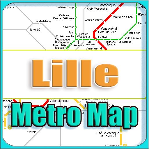 Lille Metro Map Offline Rakendused Google Plays