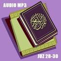 Murottal Al-Quran dan Terjemahan Offline Juz 28-30 icon