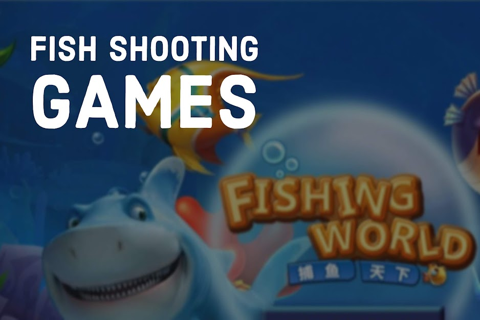 Fish Shooting Games