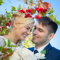 Wedding photographer Dmitriy Sorokin (Starik). Photo of 30.10.2015