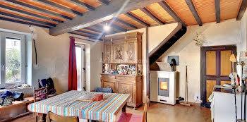 maison à Saint-Victor-de-Morestel (38)