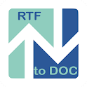 RTF to DOC Converter icon
