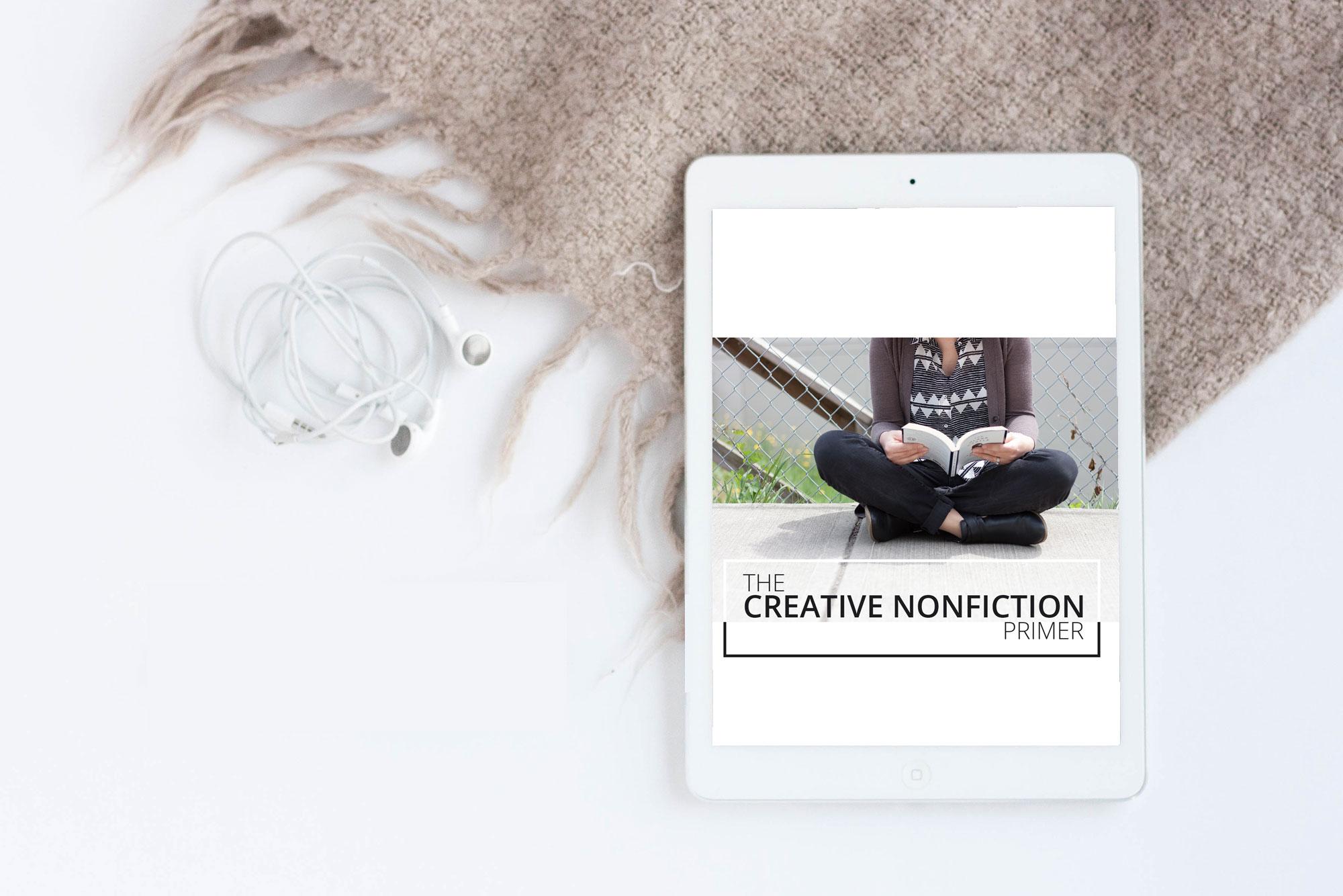 Creative Nonfiction Writing Course