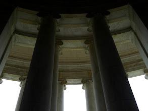 Photo: Jefferson memorial