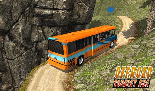 Uphill offroad bus driving sim 1.0.8 screenshots 17