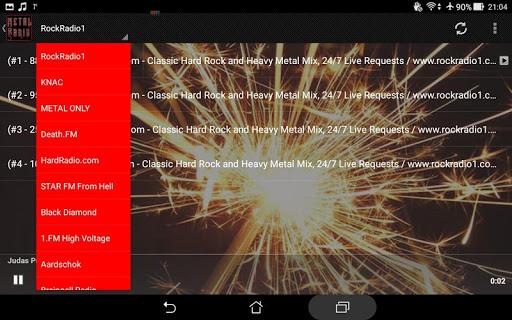 玩音樂App|金属フル ラジオ免費|APP試玩
