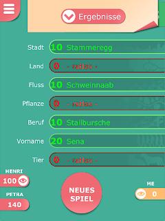 Stadt Land Fluss kostenlos screenshot 06