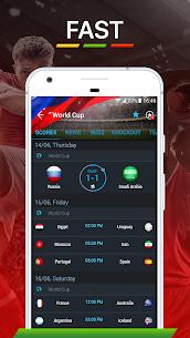 365Scores – World Cup 2018 Live Scores 2