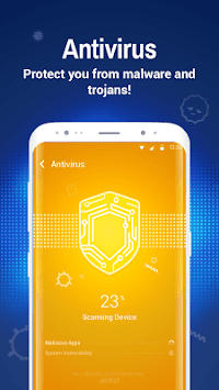 Clean Master (Boost In Antivirus) APK screenshot thumbnail 3