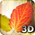 Falling Leaves 3D Live Wallpaper icon