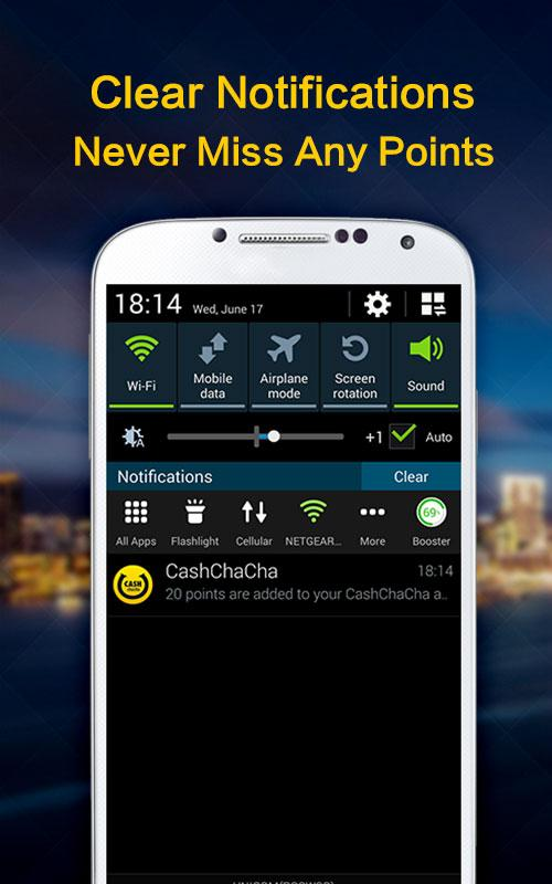 CashChaCha - Earn Cash Rewards- screenshot