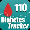 Diabetes Tracker App: Blood Glucose & Cholesterol icon