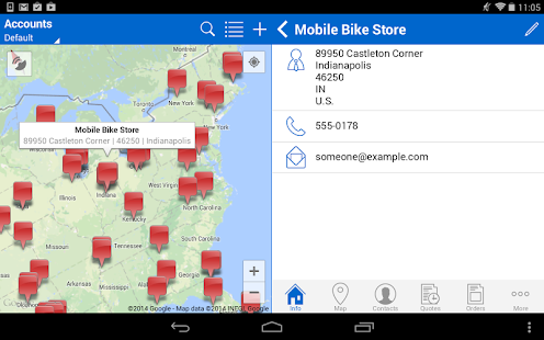 App Resco Mobile CRM APK for Windows Phone